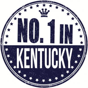#1 In Kentucky
