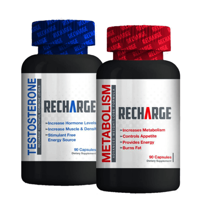 Recharge Weight-Loss Stack