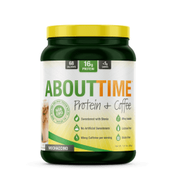 About Time Protein Coffee